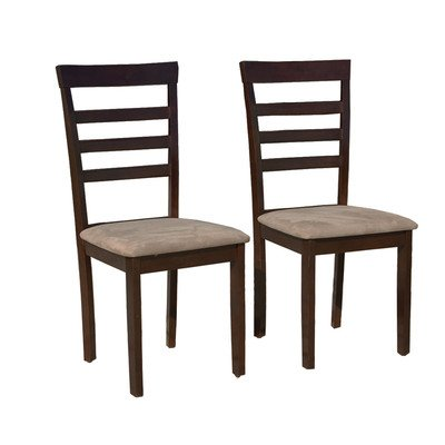 Target Marketing Systems Set of 2 Upholstered Havanna Dining
