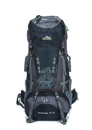 Alpinismo bag 80l impermeabile trekking da uomo e da donna grande capacità sport borsa a tracolla campeggio Tour