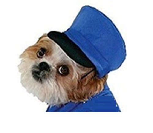 (Pet Police Hat Costume (Small/)
