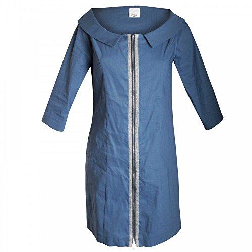 Blu Blu Concept Vestito Crea Donna Donna Vestito Crea Concept Crea Concept pEwn4qv4xP