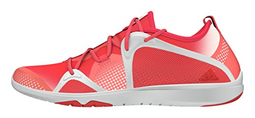 adidas Adipure 360.4 W - Baskets Pour Femme, Rouge, Taille: 38 2/3