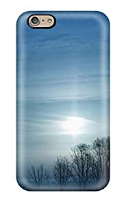 Ultra Slim Fit Hard AnnaSanders Case Cover Specially Made For Iphone 6- Quiet Sunsets