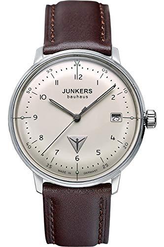 Junkers Bauhaus 6047-5 Womens Quartz Watch