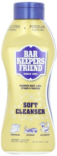 bar keepers friend liquid soft cleaner 26 oz import it all. Black Bedroom Furniture Sets. Home Design Ideas