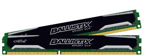 Kit (4GBx4) DDR3-1600 Very Low Profile UDIMM 240-Pin Memory BLS4K4G3D1609ES2LX0 ()