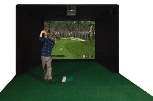 ES9000 Par T Golf Indoor Golf Simulator New