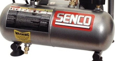 [해외]SENCO 1 HP 1 갤런 오일 프리 핸드 캐리 컴프레서 NEW/SENCO 1 HP 1 Gallon Oil-Free Hand-Carry Compressor NEW