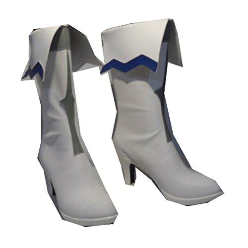 Sword Art Online YuuKi Asuna ALO Asuna cosplay costume Boots Boot Shoes Shoe (Kids Costumes Online Australia)