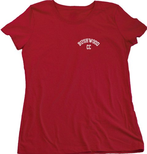 Bushwood Country Club | Homage To Caddyshack Ladies Cut T-shirt Movie Fan Tribute Tee