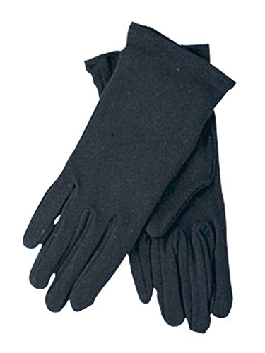 Forum Novelties Black Gloves Child-One Size