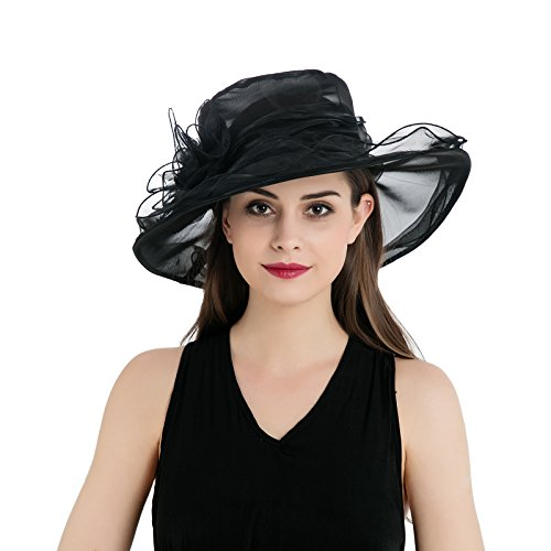 Danti (Black Derby Hats)