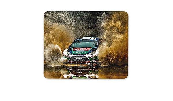 Rally Car Race Mouse Mat Pad - Off Road Dirt Racing Drift Computer ...