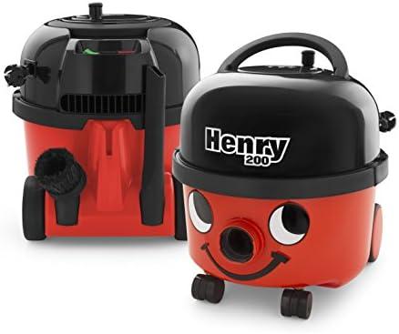 Numatic 903383/, Henry HVR200–11de sol Aspirateur avec Sac, 620W, Classic Rouge