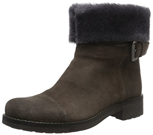 clearance low shipping fee buy cheap store Geox Women's D New Virna F Biker Boots Braun (Chestnutc6004) discount comfortable sale pay with visa buy cheap buy lEfnDz