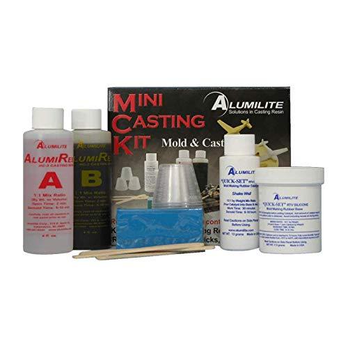 (Alumilite Mini Casting Kit)