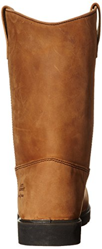 Georgia Boot Mens G4432 Work Boot Mississippi Tan DHMFby