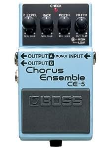 Boss CE-5 Stereo Chorus Ensemble