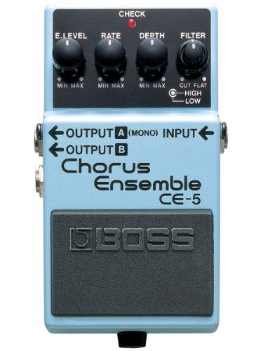 Boss CE 5 Stereo Chorus Ensemble