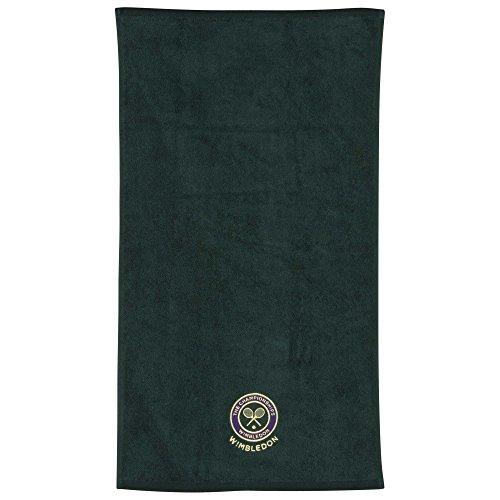 Wimbledon org. Men Guest Towel Green
