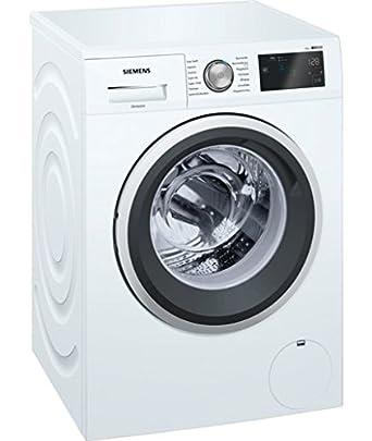 Siemens WM14T6A2 Waschmaschine Frontlader/A+++/1379 UpM/Digitales multiTouch Display/Nachlegefunktion