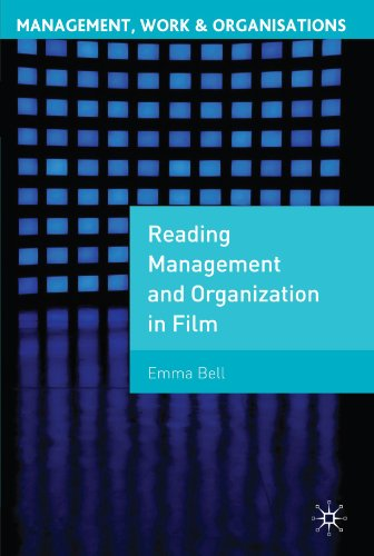 Reading Management and Organization in Film (Management, Work and Organisations)