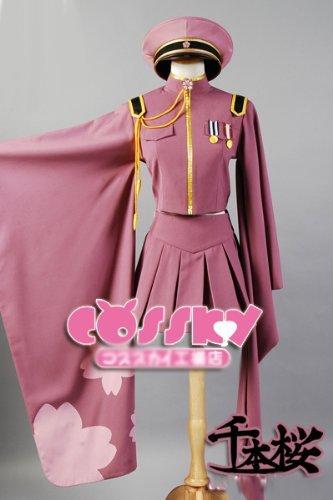 Senbonzakura Miku Costume (Cosplay Costume š VOCALOID š Hatsune Miku Senbonzakura š Hatsune Miku new Deluxe Edition (women M size) (japan import))