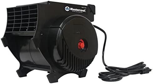 MASTERCOOL 21200 Black 1200 CFM Blower Fan