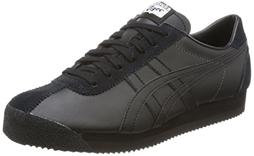 Negro Unisex Negro Adultos Tiger Shoes Corsair Asics Black Gymnastics 768gqwgxd