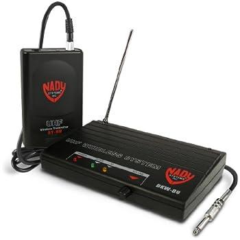 Amazon Com Nady Dkw 1 Gt Guitar Wireless System Dkw 1gt