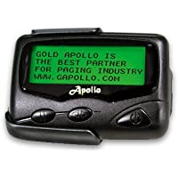 Apollo Programmable Alpha Pager AL–924 / AF–924