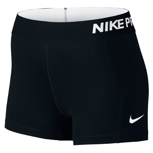 nike-womens-pro-cool-3-inch-training-shorts-black-white-x-large