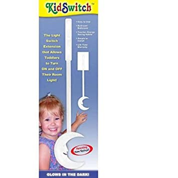 Wonderful Kidswitch Light Switch Extender  3 Pack