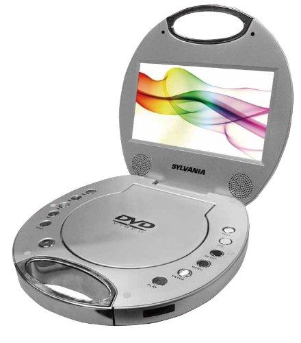 Sylvania SDVD7046 7 Inch Portable Integrated
