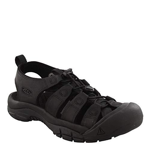 KEEN Men's, Newport Sport Sandal Black 7.5 M