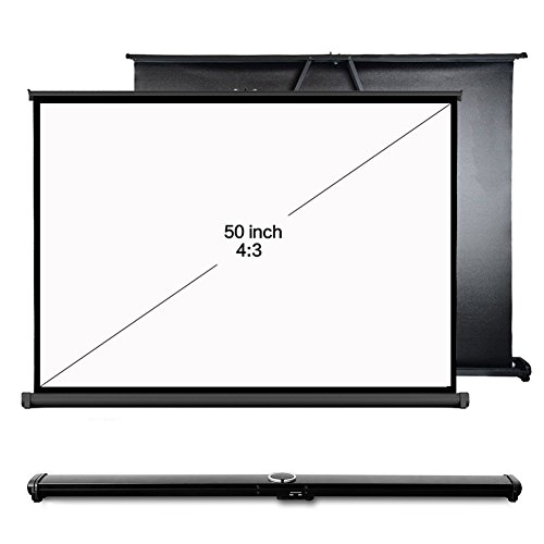 50 inch portable projector screen - 6
