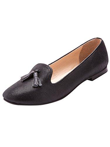 piel de Balsamik pit Zapatos estampado qEnTwT7CH