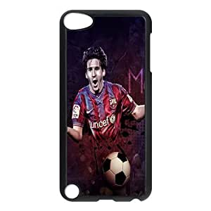 Lionel Messi For Ipod Touch 5 Cases Cover Cell Phone Cases STL548744