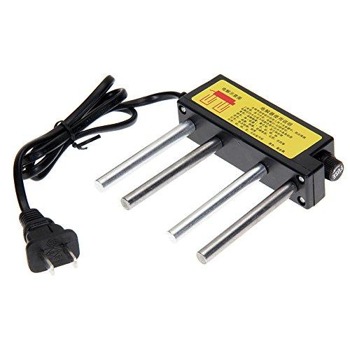 Awakingdemi WaterTDS Tester,Electrolyzer Quick Water Quality Testing Electrolysis Iron Bars TDS Tester
