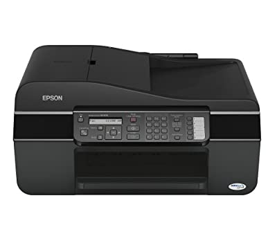 Epson NX300 All-In-One Printer Print/Copy/Scan/Fax (Black)