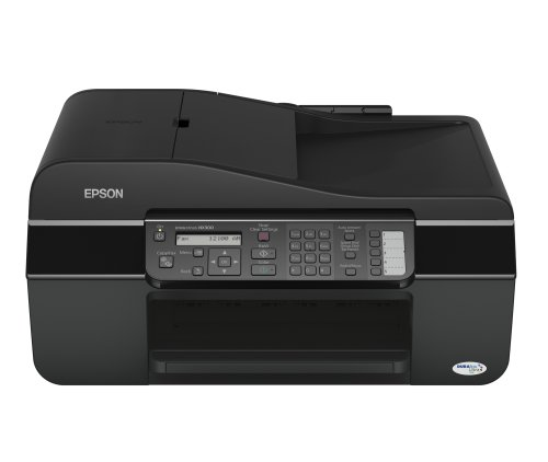 Epson NX300 All-In-One Printer Print/Copy/Scan/Fax (Black) by Epson