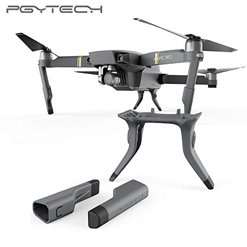 PGYTECH NEW Extended Landing Gear Leg Support Protector Extension Replacement Fit For Mavic Pro drone accessories by PGYTECH