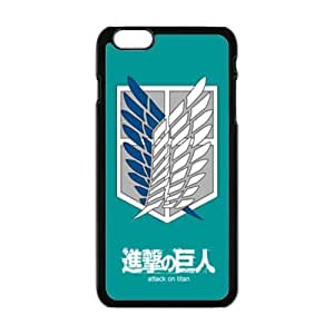 SVF attack on titan Phone Case for Iphone 6 Plus WANGJING JINDA