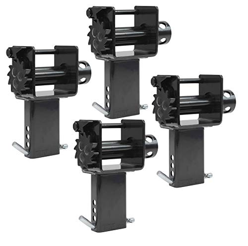 Mytee Products (4 Pack) Trailer Stake Pocket Winch Flatbed Utility Capacity# 16200 lbs