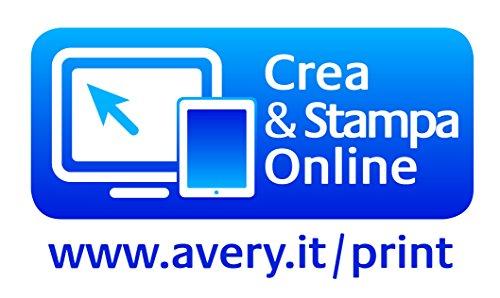 Avery 05114-081 - Separador para archivadores (A4, 12 posiciones): Amazon.es: Oficina y papelería