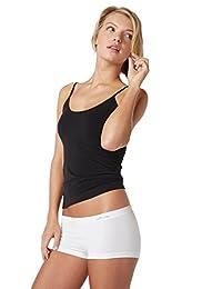 Boody Body EcoWear Women's Cami - Classic Soft Elegance in a Camisole