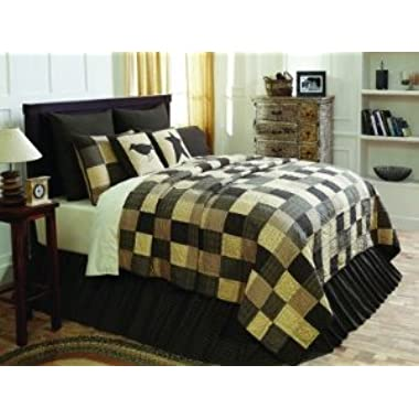 Kettle Grove 5 Piece Queen Quilt Set