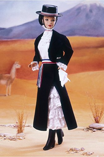 [Chilean Barbie Dolls of World] (Abe Froman Costume)