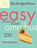 New York Times Easy Crossword Puzzle Omnibus Volume 16