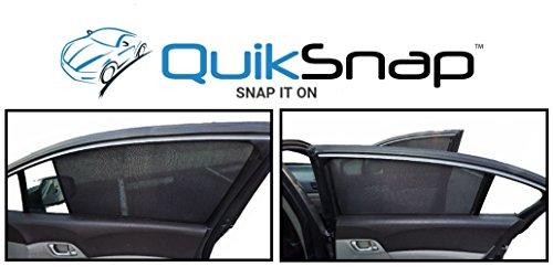 QuikSnap sunshades Custom window 2010 2015 product image