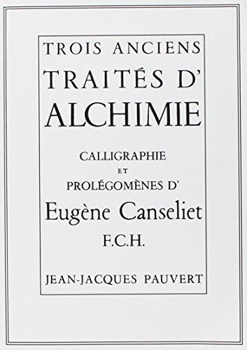 pauvert carte noel 2018 Télécharger Trois Anciens Traités d'alchimie : Eugène Canseliet  pauvert carte noel 2018